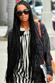 Solange Long Box Braids