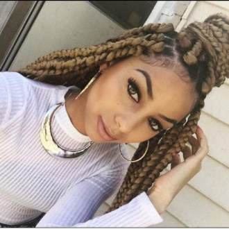 honey blond-box-braids-1