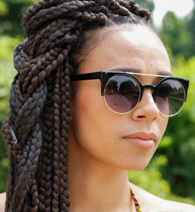 braided-box-braids-side-swept