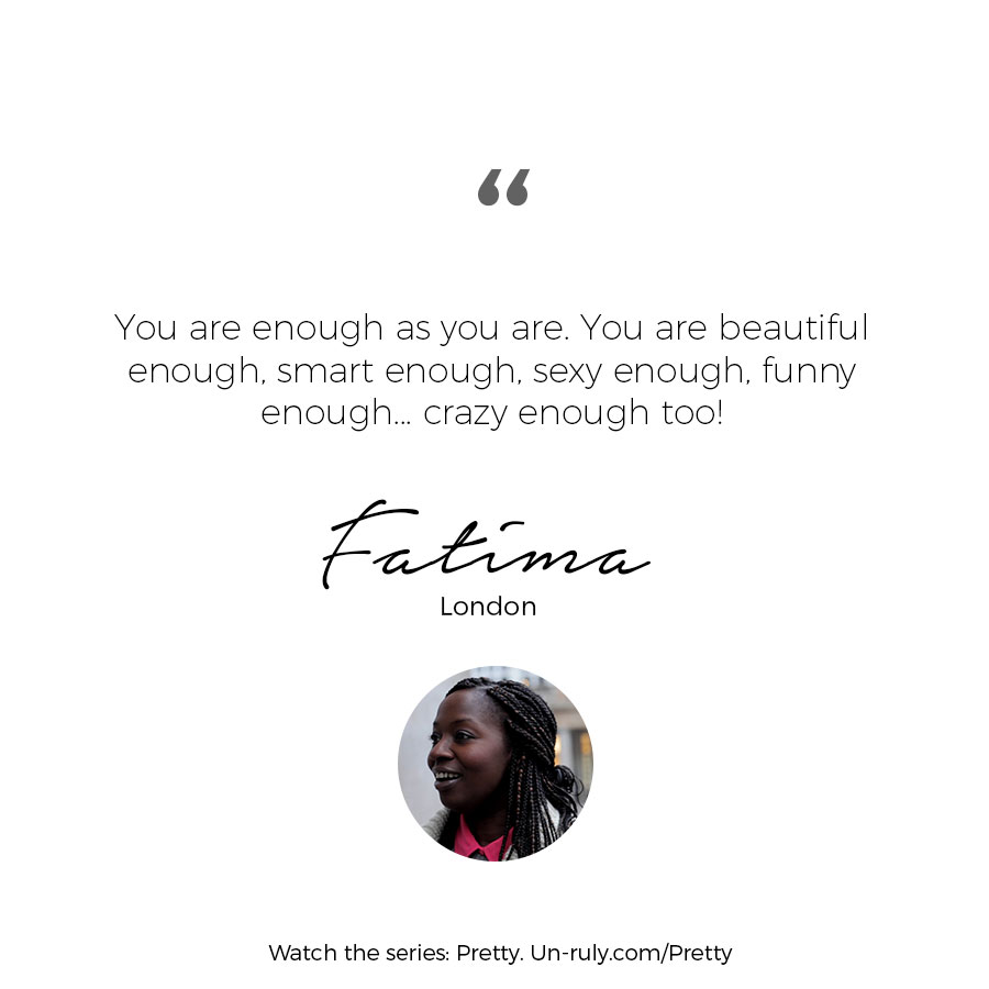 fatima-beauty-standards-quote
