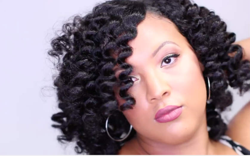 Bantu Knot Outs On Different Textures And Lengths Un Ruly