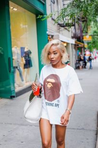 summer_hairstyles_blackwomen_blond_long_bob