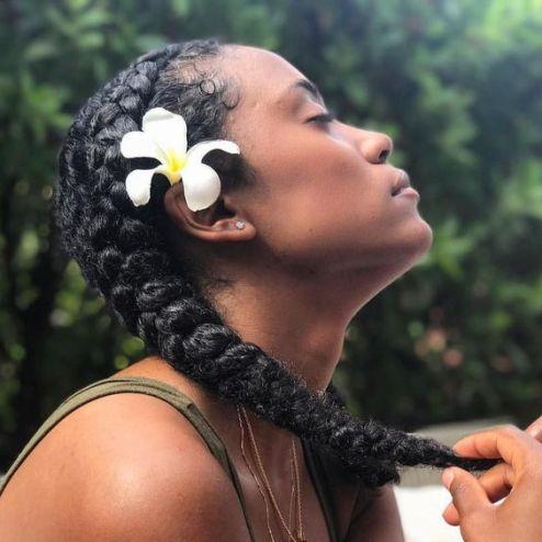 summer_hairstyles_blackwomen_two-cornrows