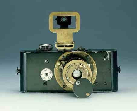 «Ur-Leica», 1913 год