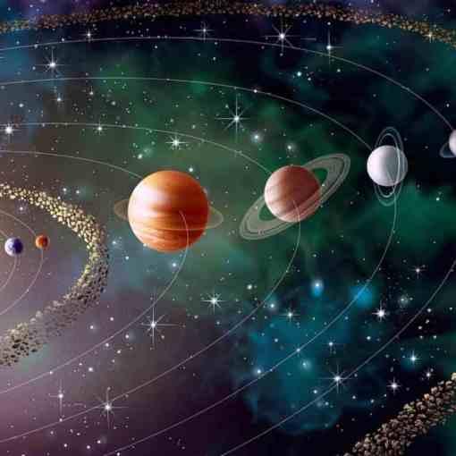 Будущее вселенной 4