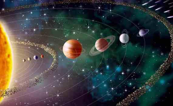 Будущее вселенной 1