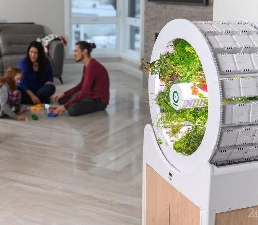 OGarden Smart – компактное устройство для выращивания различных культур прямо у вас в квартире. 9