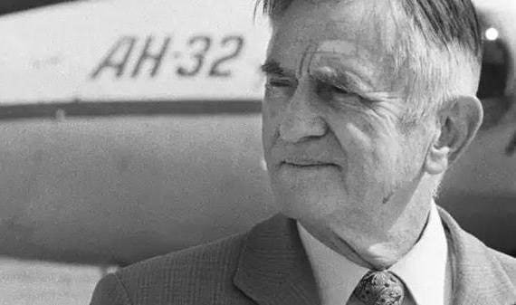 Олег Константинович Антонов (1906-1984) 5