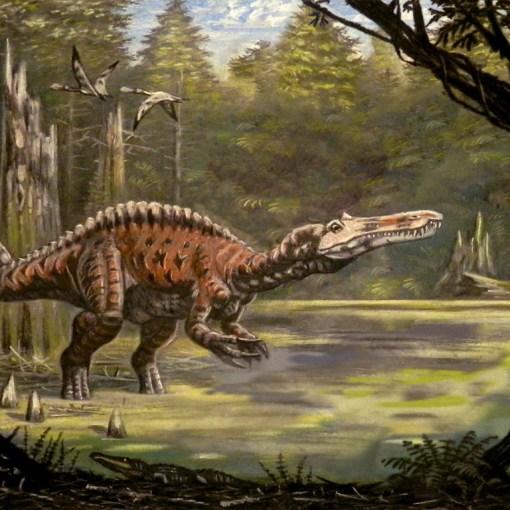 Если бы динозавры не вымерли... 10