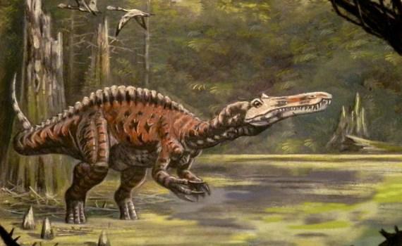 Если бы динозавры не вымерли... 3