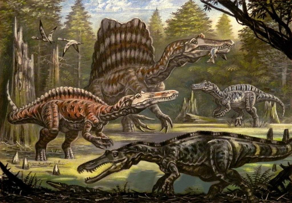 Если бы динозавры не вымерли... 2