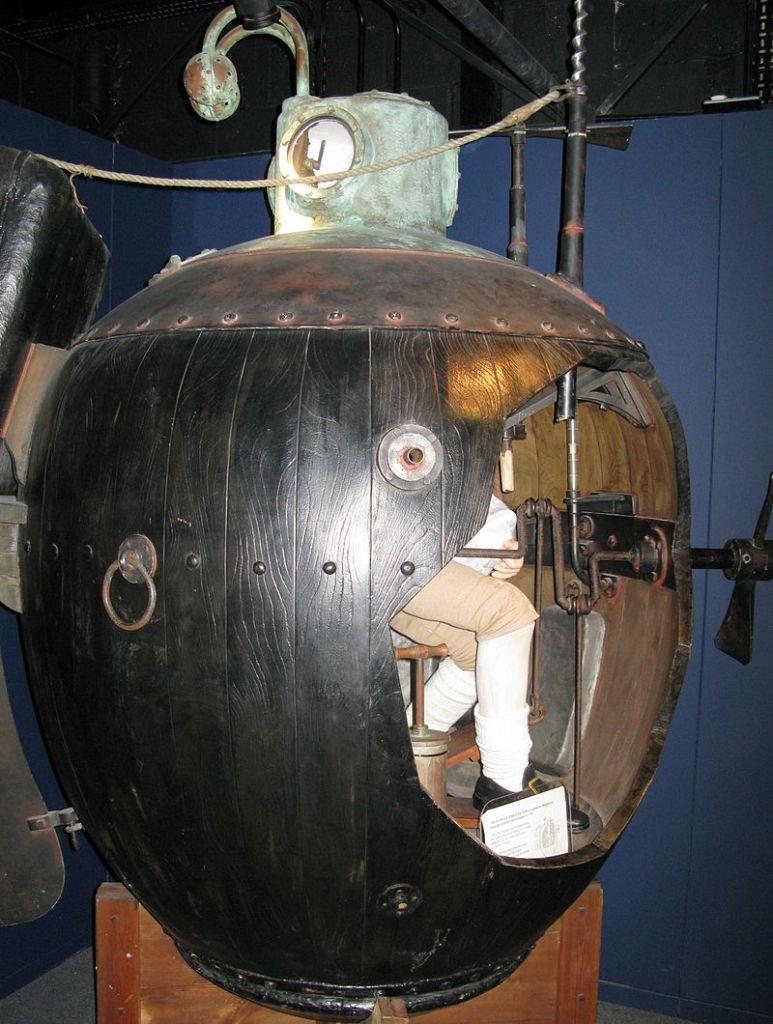История создания подводной лодки 2