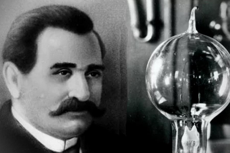 История развития ламп накаливания 9