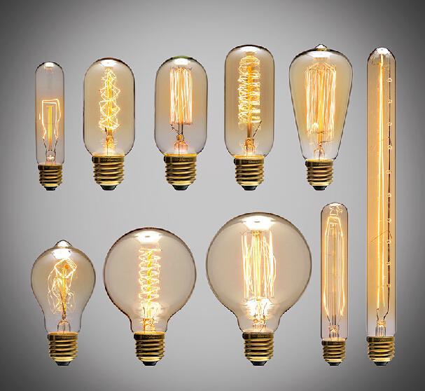 История развития ламп накаливания 1