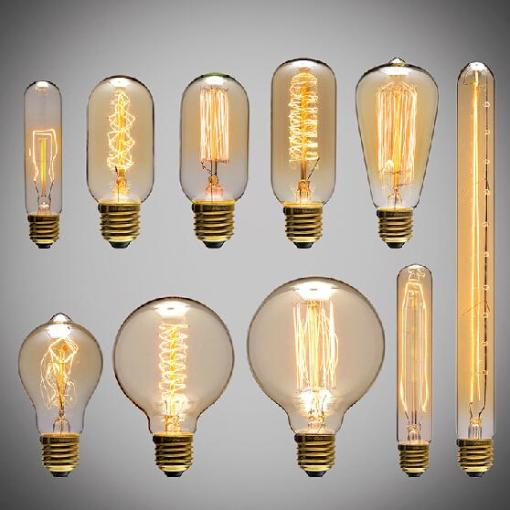 История развития ламп накаливания 6