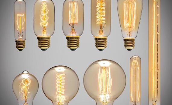 История развития ламп накаливания 2