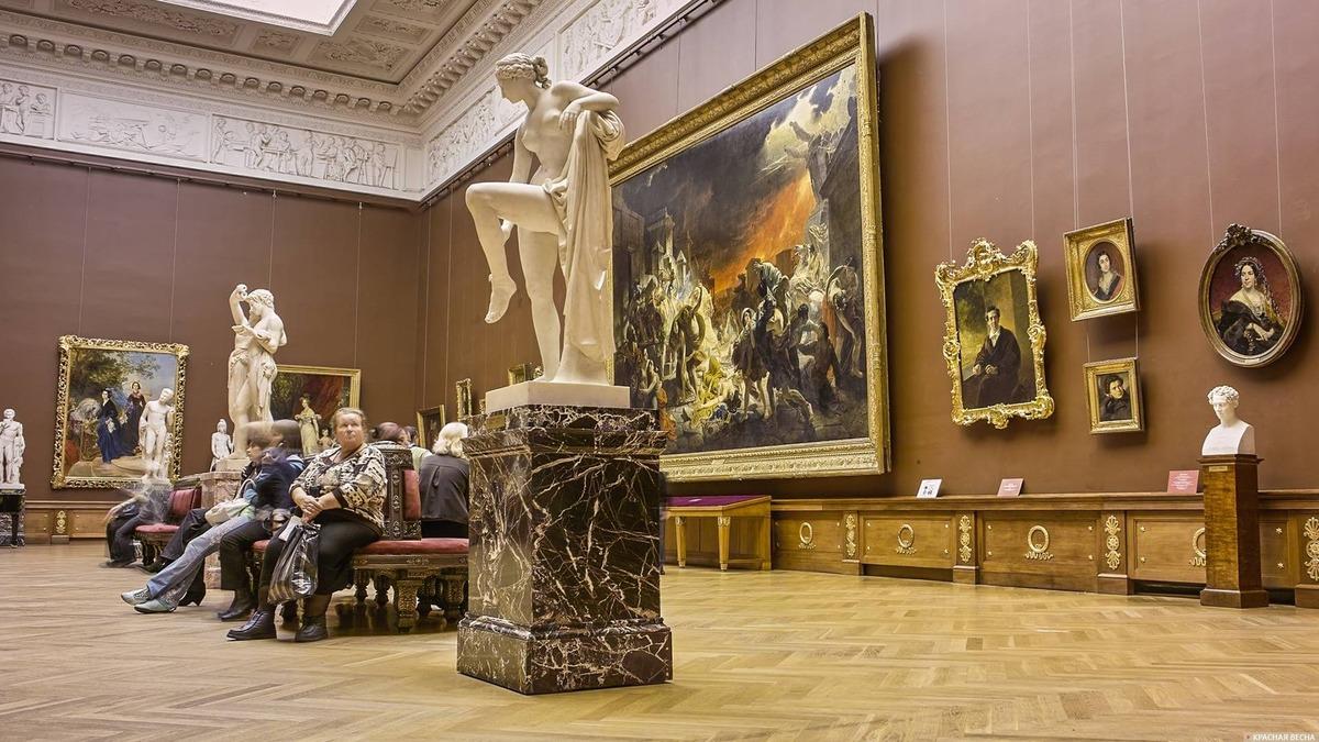 40 известнейших музеев мира, которые вы можете посетить прямо из дома 1
