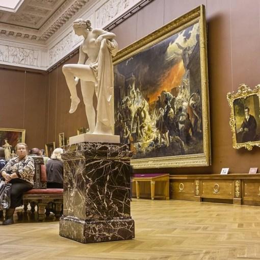 40 известнейших музеев мира, которые вы можете посетить прямо из дома 9