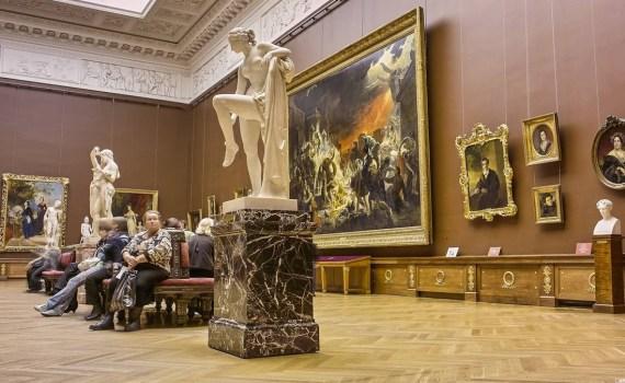40 известнейших музеев мира, которые вы можете посетить прямо из дома 2