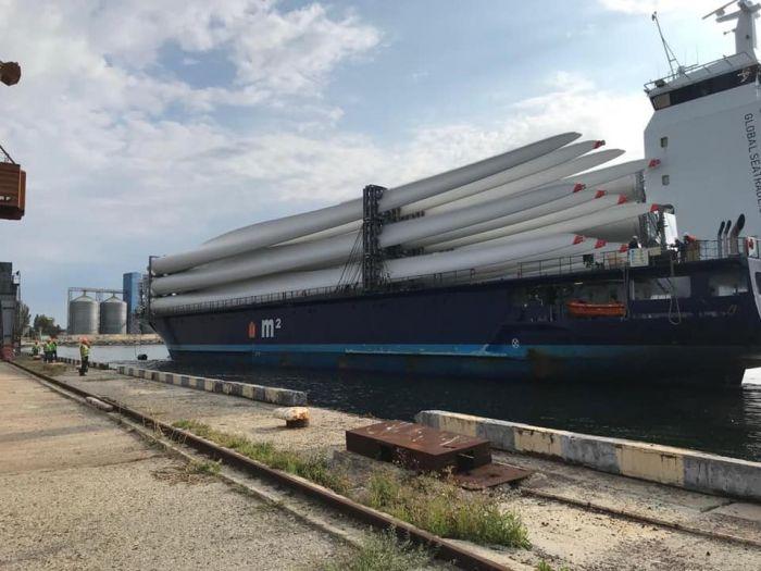 На Херсонщине началось строительство одной из самой мощной ВЭС в Украине 3