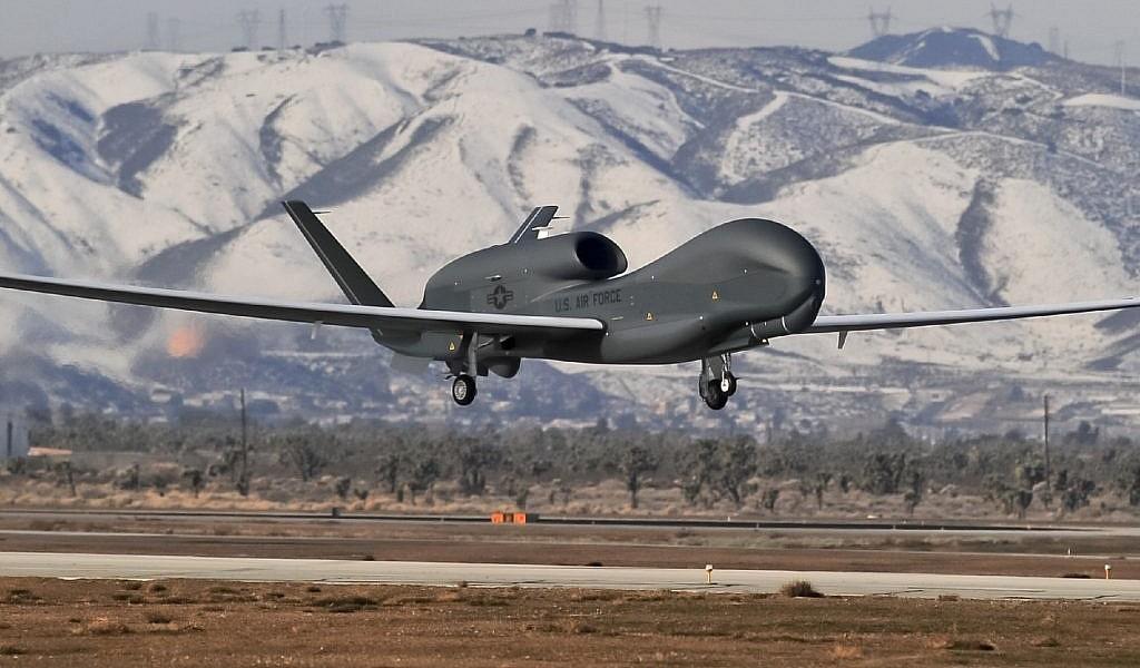 Индия отказалась от беспилотников США 1
