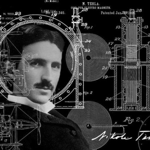 Что раньше: энергия или материя? Интервью с Николо Тесла 15