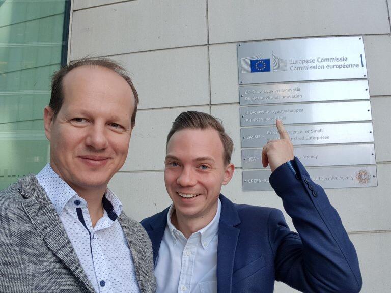 Украинский стартап SolarGaps получил 1 млн евро в рамках программы Horizon 2020 2