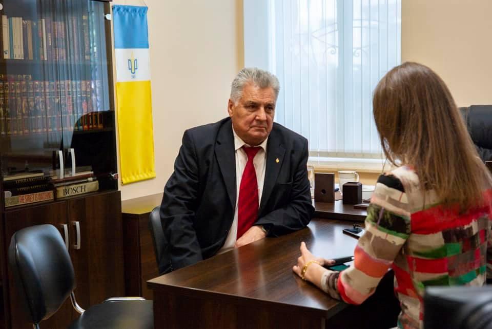Украинской академии Наук исполнилось 28 лет 2