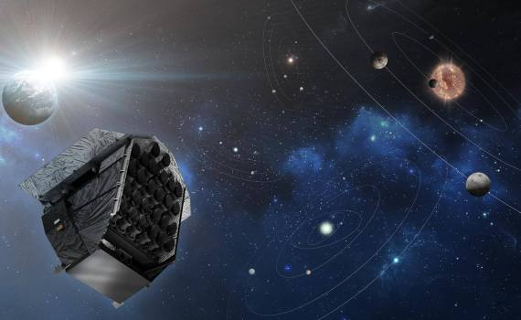 Нестандартный метод открытия экзопланет. Дмитрий Твардовский 8