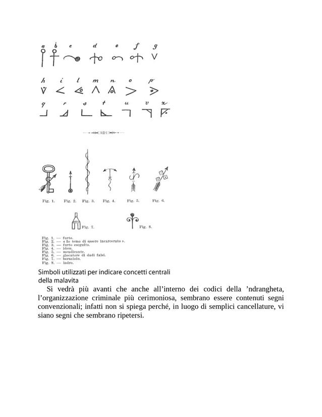 Информация, которой вы нигде не услышите: коды итальянской мафии от А. Никасо 5