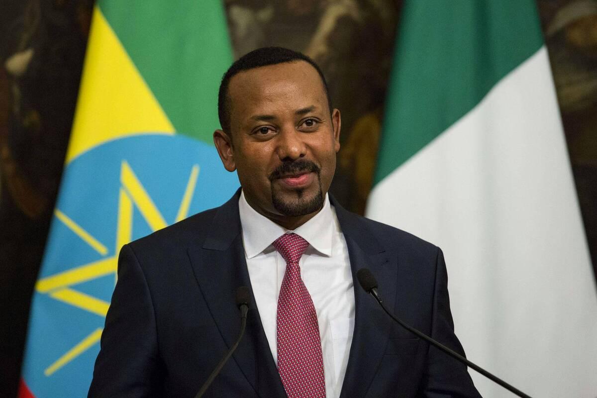 Нобелевскую премию мира вручили премьер-министру Эфиопии 1