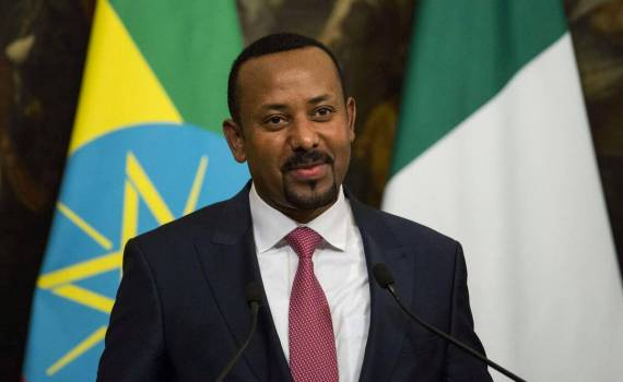Нобелевскую премию мира вручили премьер-министру Эфиопии 5