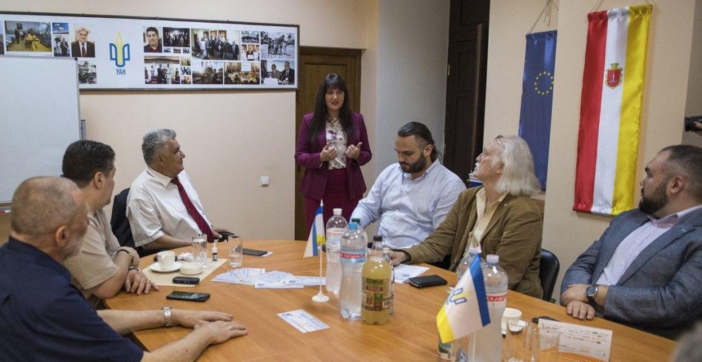Украинской академии Наук исполнилось 28 лет 13