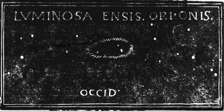 Джованні Баттіста Годіерна (1597-1660) – піонер дослідження небулярних об'єктів 1
