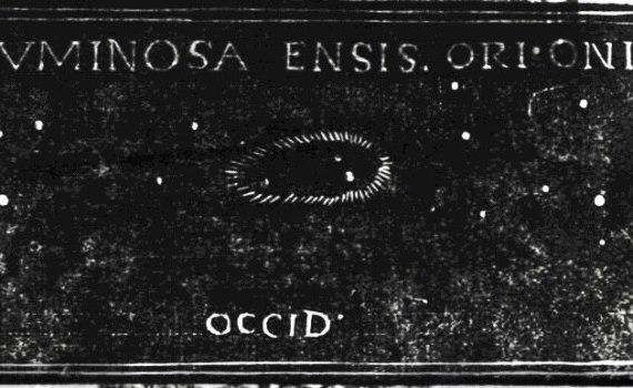 Джованні Баттіста Годіерна (1597-1660) – піонер дослідження небулярних об'єктів 9