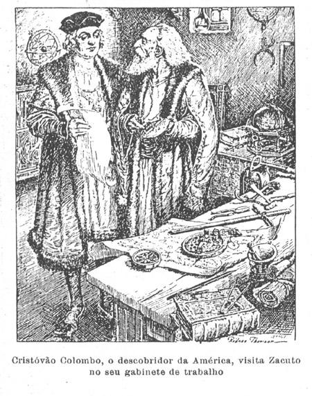 Астроном, чьими справочниками пользовались Христофор Колумб и Васко да Гама в своих исторических путешествиях 5