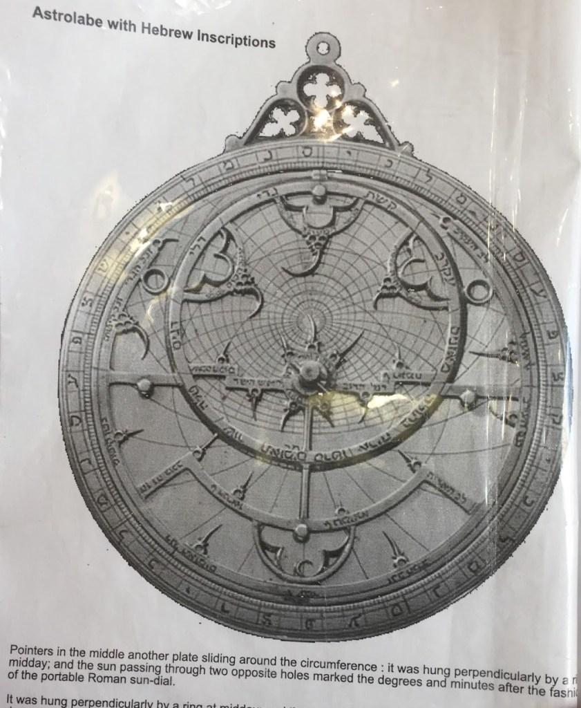 Астроном, чьими справочниками пользовались Христофор Колумб и Васко да Гама в своих исторических путешествиях 7
