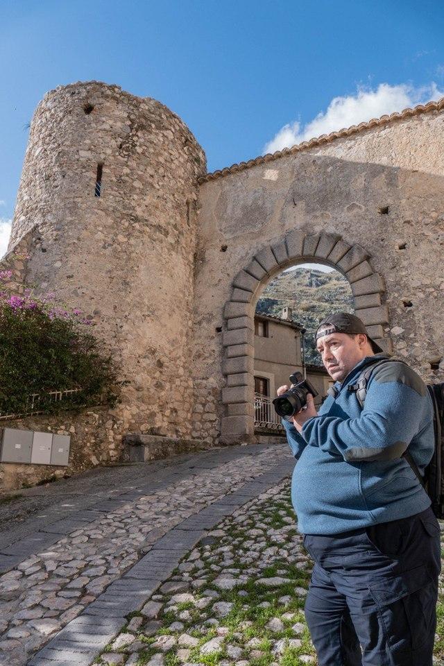 Томмазо Кампанелла и солнечные фото его Города 32