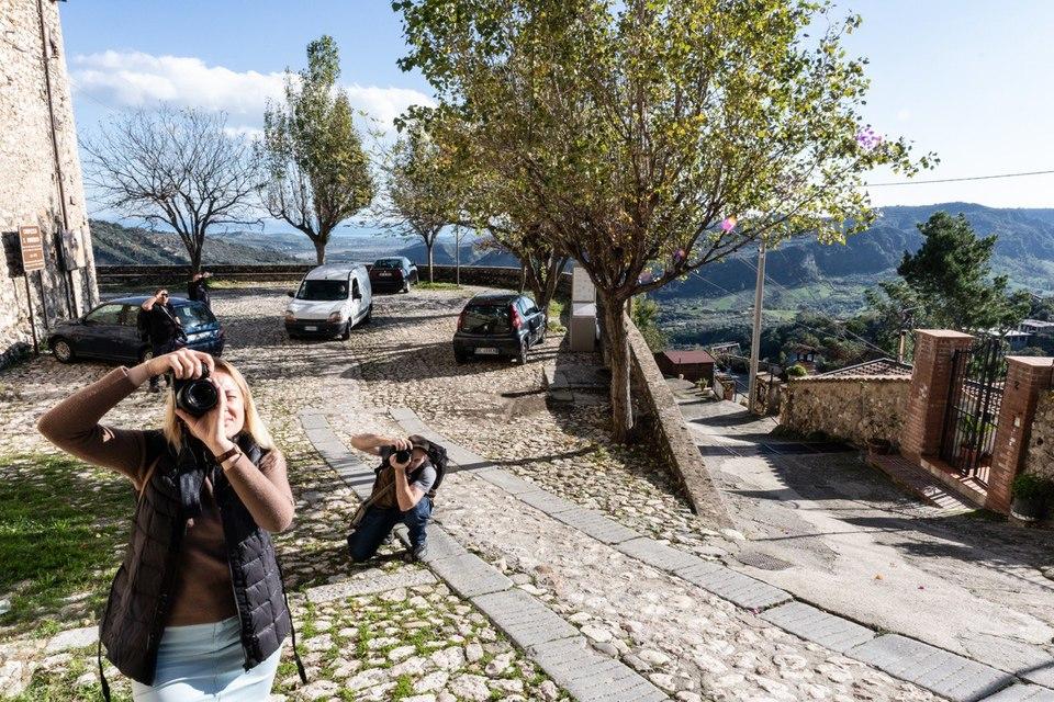 Томмазо Кампанелла и солнечные фото его Города 31