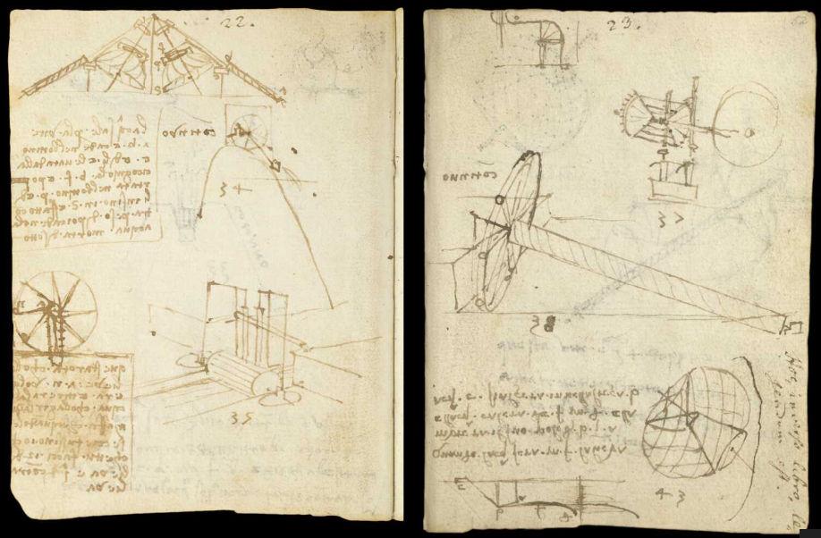 Научные книги Леонардо да Винчи выложили в открытый доступ 21