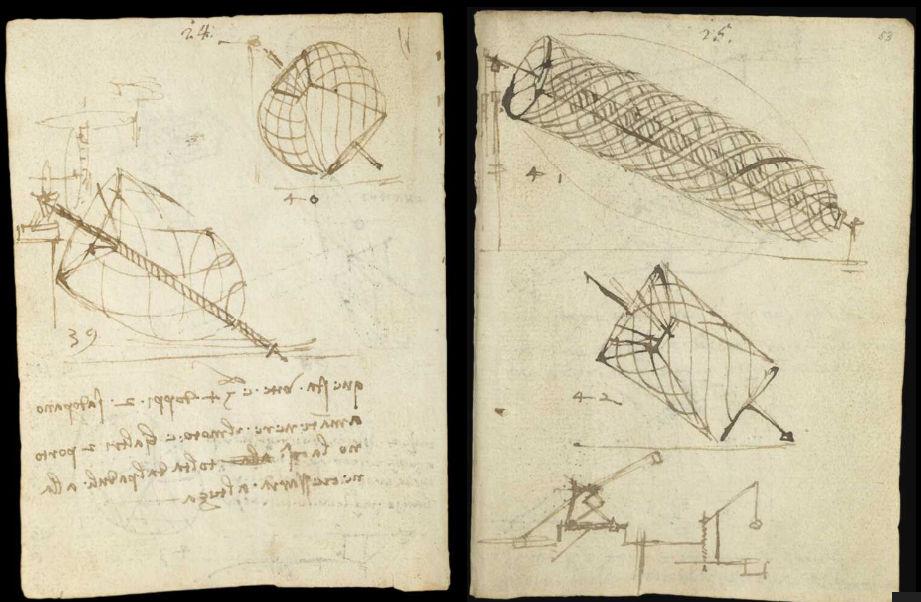 Научные книги Леонардо да Винчи выложили в открытый доступ 22