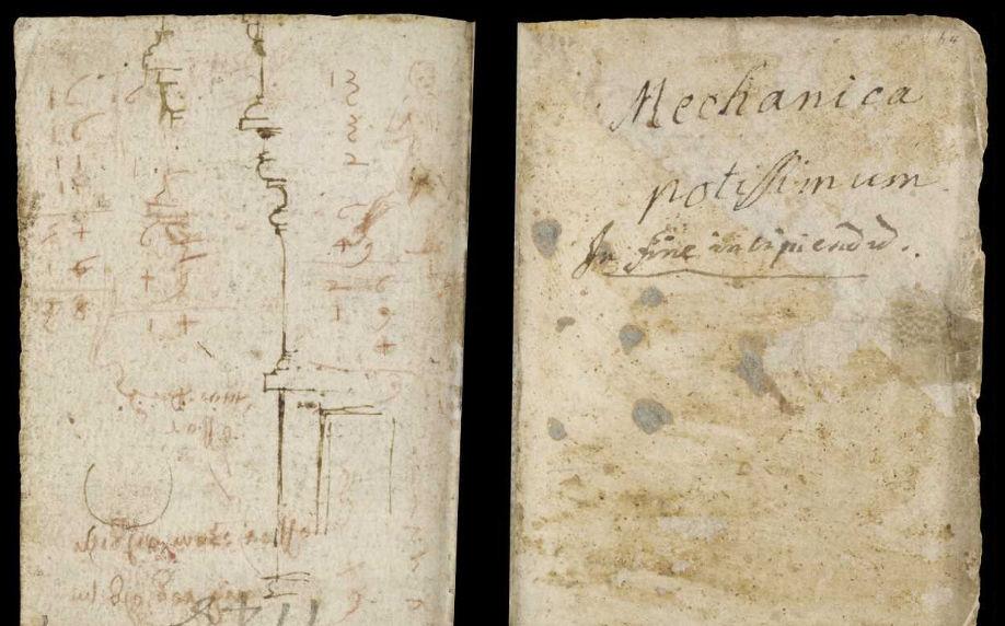 Научные книги Леонардо да Винчи выложили в открытый доступ 30