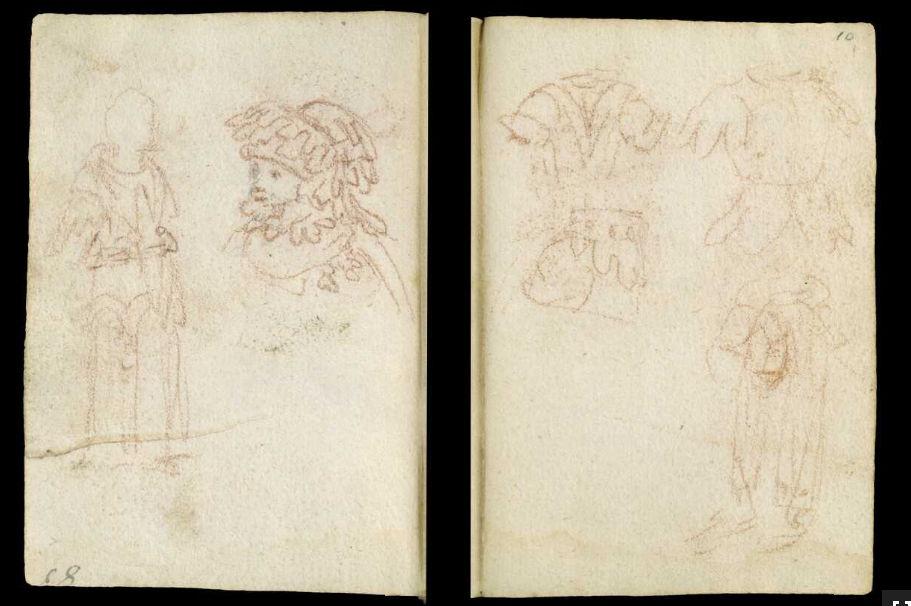 Научные книги Леонардо да Винчи выложили в открытый доступ 36