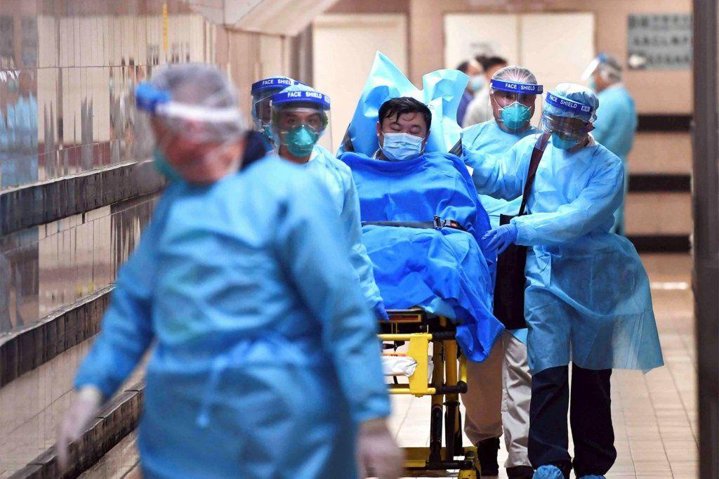 Коронавирус 2019 nCoV как повод вернуть эпидемиологов в Украине 1