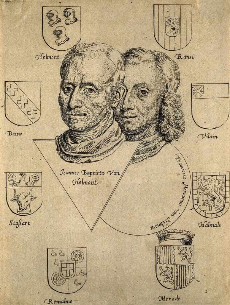 Ян Баптиста ван Гельмонт. Создатель учения о газах 3