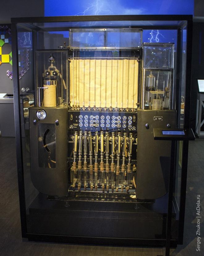 Водяной компьютер: гидроинтегратор Лукьянова 8