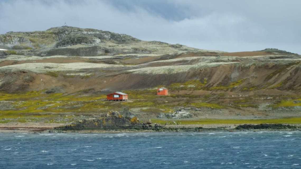 25-сезонная экспедиция. Вдоль Антарктического полуострова 6