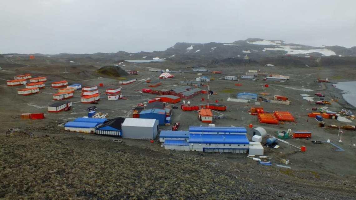 25-сезонная экспедиция. Вдоль Антарктического полуострова 8