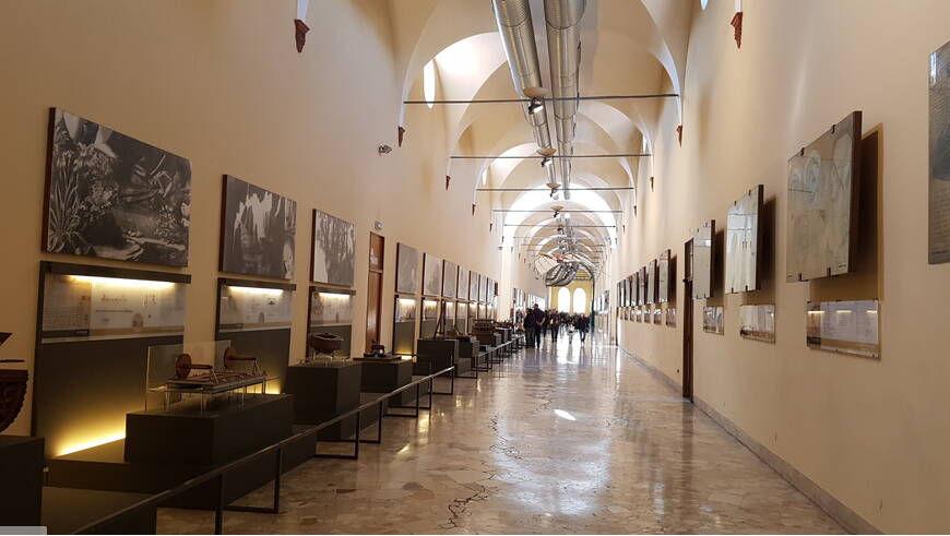 Музей науки и техники Леонардо да Винчи 25