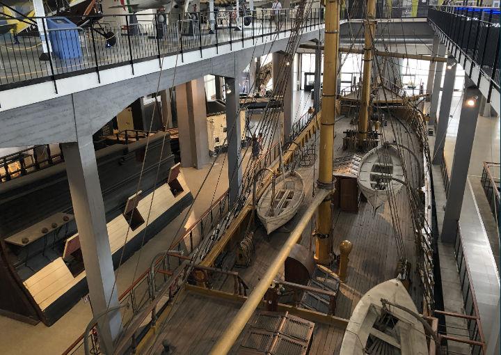 Музей науки и техники Леонардо да Винчи 7